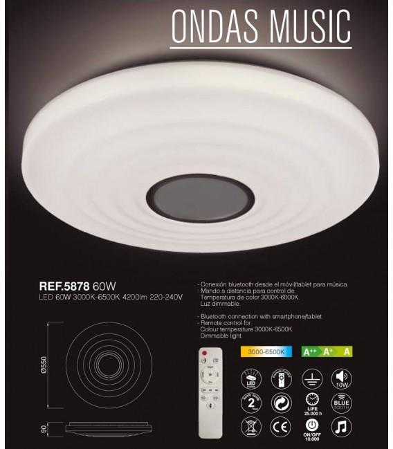 ONDAS MUSIC REF: 5878