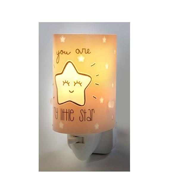 LUZ NOCHE MY LITTLE STAR ROSA DALBER REF: 92841