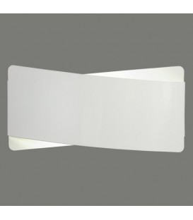 APLIQUE DE PARED MODERNO DAVIU REF: 16/608 BLANCO