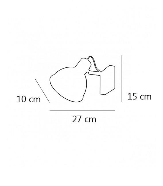 APLIQUE DE PARED FACTOR REF. 10501
