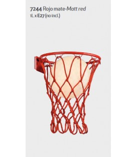 APLIQUE DE PARED BASKETBALL REF. 7244
